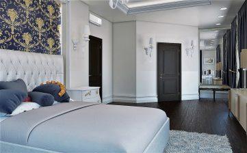 slaapkamer interieur