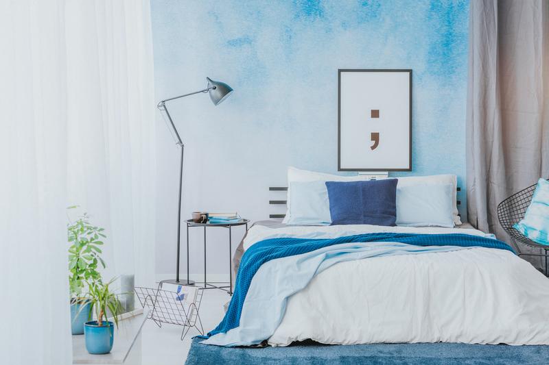 kleur brengen aan je slaapkamer