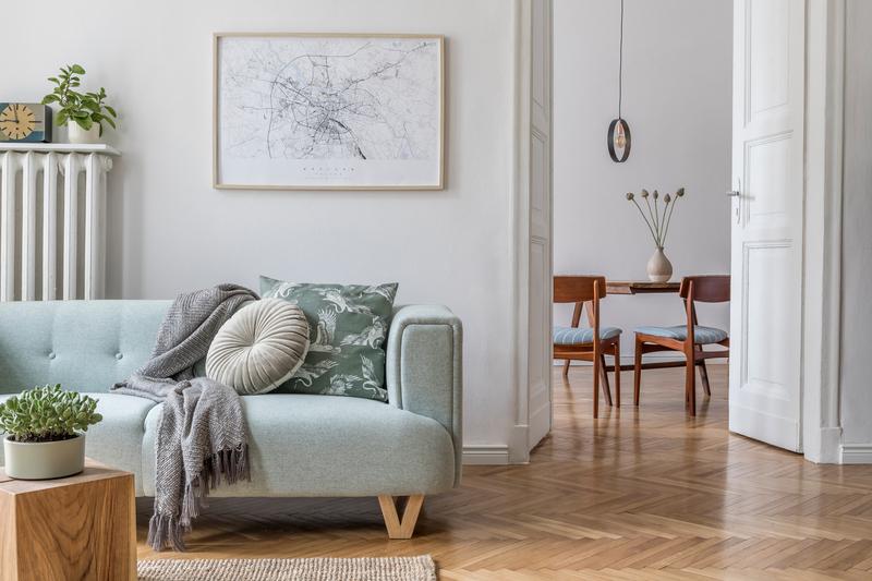 Rustgevend interieur inspiratie