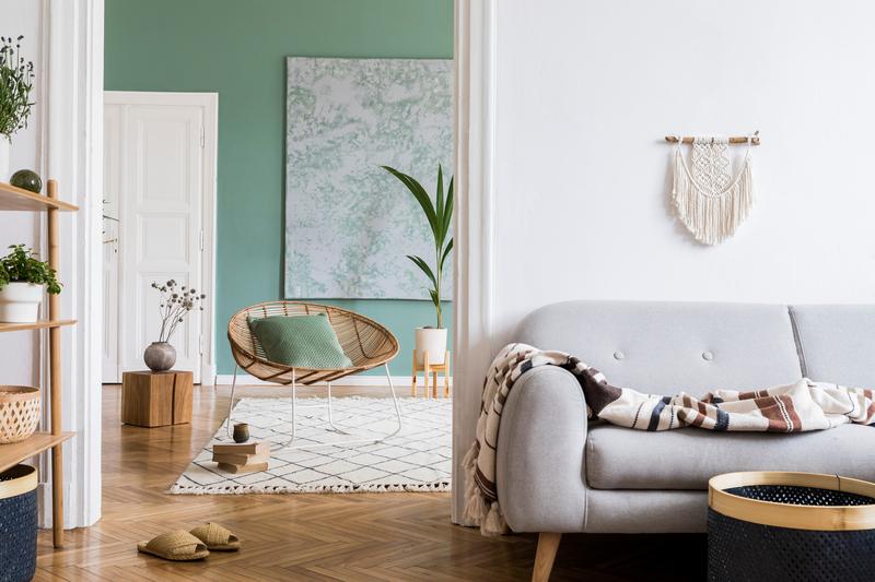 de bohemian interieur stijl