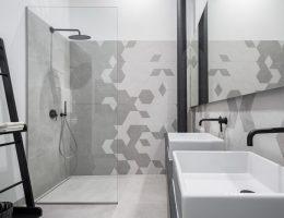 droom badkamer